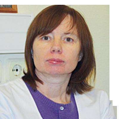 Ольга Владимировна Воробьева