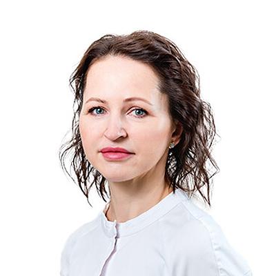 Лилия Михайловна Ильина