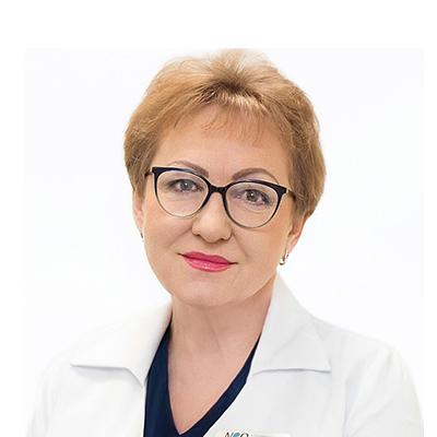 Любовь Николаевна Залевская