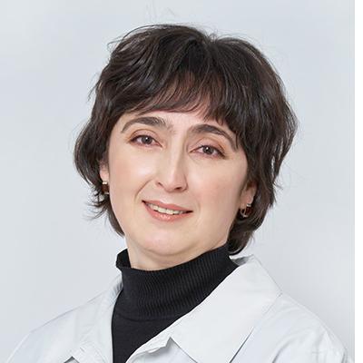 Шорена Зауриевна Замбахидзе